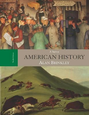 American History: A Survey, with Primary Source Investigator and Powerweb, Alan