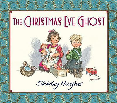 The Christmas Eve Ghost, Hughes, Shirley, Good Condition, Book