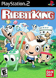 Ribbit King - PlayStation 2 by