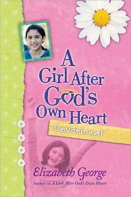 A Girl After God's Own Heart Devotional by George, Elizabeth