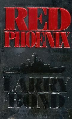 Red Phoenix, Larry Bond, Good Condition, Book