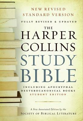 HarperCollins Study Bible - Student Edition: Fully Revised & Updated, Harold W.