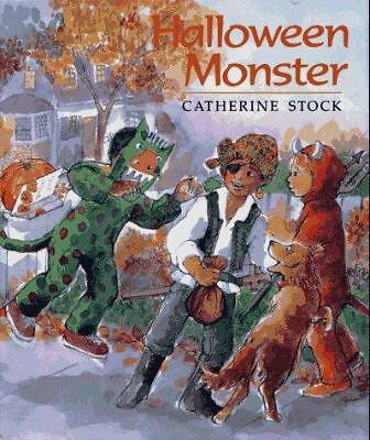 Halloween Monster, Stock, Catherine, Good Book