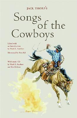 Jack Thorp's Songs of the Cowboys, , Good Book