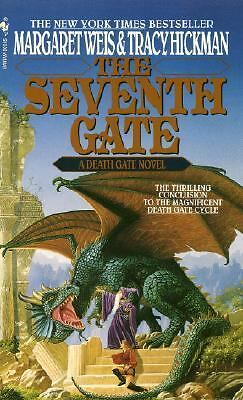 The Seventh Gate: A Death Gate Novel, Volume 7, Margaret Weis, Tracy Hickman, Go