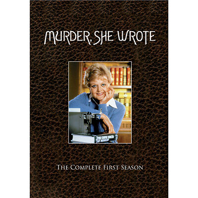 Murder, She Wrote - The Complete First Season by