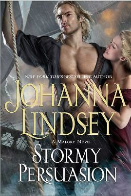 Stormy Persuasion, Lindsey, Johanna, Good Condition, Book
