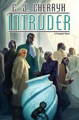 Intruder: Foreigner #13, Cherryh, C. J., Good Book