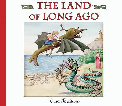 The Land of Long Ago, Beskow, Elsa, Good Condition, Book