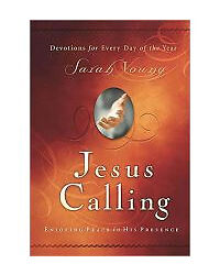 Jesus Calling: Enjoying Peace in His Presence, Sarah Young, Good Condition, Book