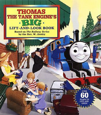 Thomas the Tank Engine's Big Lift - And - Look Book, , Acceptable Book
