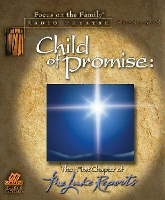 The Luke Reports Chapter 1: Child of Promise (Radio Theatre), McCusker, Paul, Go