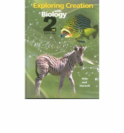 Exploring Creation with Biology, Jay L. Wile, Marilyn F. Durnell, Good Book