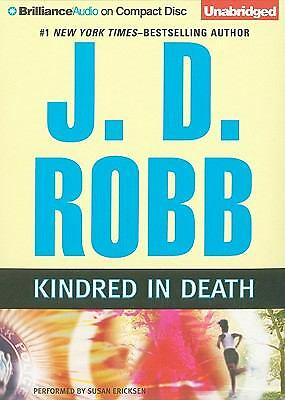 Kindred in Death (In Death Series), Robb, J. D., Good Book
