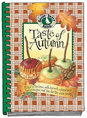 Taste of Autumn Cookbook (Seasonal Cookbook Collection) by Gooseberry Patch