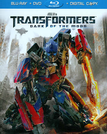 Transformers: Dark of the Moon (Two-Disc Blu-ray/DVD Combo) by
