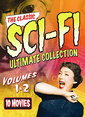 The Classic Sci-Fi Ultimate Collection, Vols. 1 & 2 by