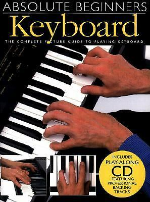 KEYBOARD ABSOLUTE BK/CD (Absolute Beginners) by Various