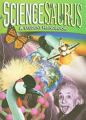 ScienceSaurus: A Student Handbook, GREAT SOURCE, Good Book
