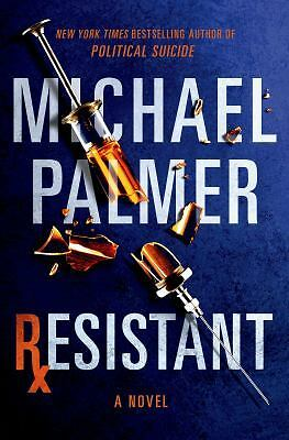 Resistant, Palmer, Michael, Good Condition, Book