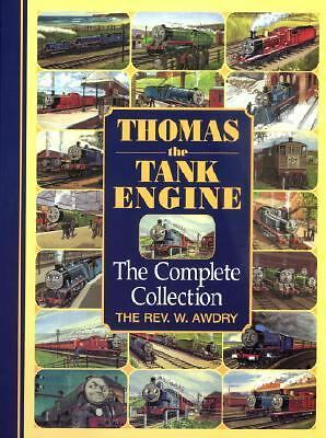 Thomas the Tank Engine: The Complete Collection (Railway Series) by Wilbert Awd