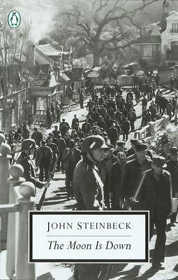 The Moon Is Down by Steinbeck, John