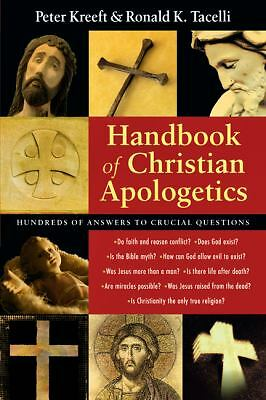 Handbook of Christian Apologetics: Hundreds of Answers to Crucial Questions, Pet