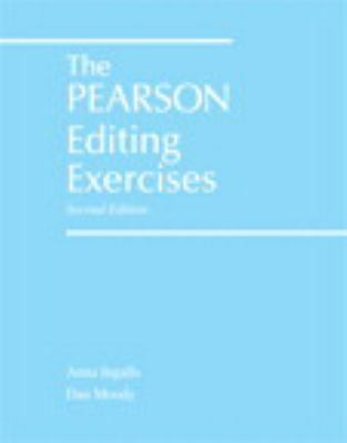 Pearson Editing Exercises, The (2nd Edition), Anna Ingalls, Dan Moody, Good Book