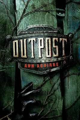 Outpost (Enclave), Aguirre, Ann, Good Condition, Book