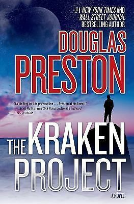 The Kraken Project (Wyman Ford Series), Preston, Douglas, Good Condition, Book