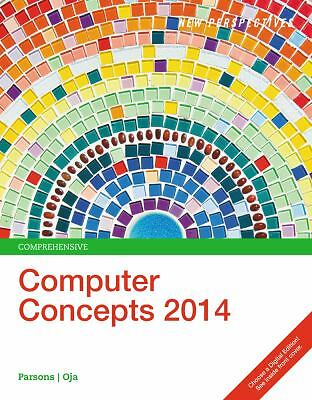 New Perspectives on Computer Concepts 2014: Comprehensive by Parsons, June Jamr