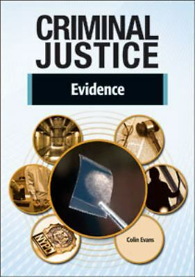 Evidence (Criminal Justice), Evans, Colin, Good Book