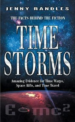 Time Storms, Randles, Jenny, Good Book