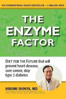 The Enzyme Factor by Shinya, Hiromi