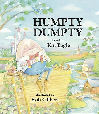 Humpty Dumpty (Nursery Rhyme), Eagle, Kin, Very Good Book