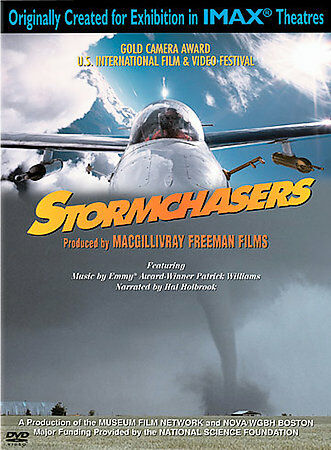 Stormchasers (IMAX) (2-Disc WMVHD Edition), Good DVD, Surindra Bhandari, Howard