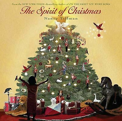 The Spirit of Christmas, Nancy Tillman, Good Book
