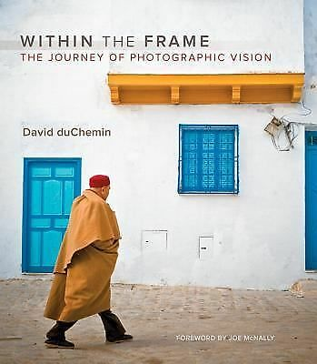 Within the Frame: The Journey of Photographic Vision, David duChemin, Good Book