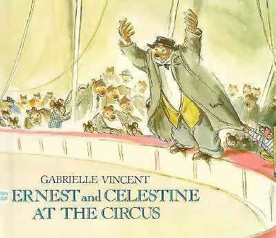 Ernest and Celestine at the Circus, Vincent, Gabrielle, Acceptable Book