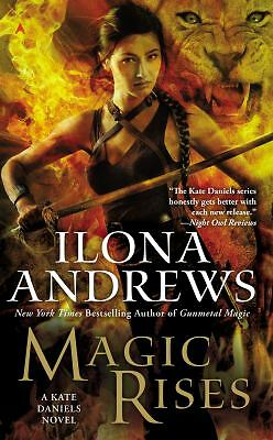 Magic Rises (Kate Daniels), Andrews, Ilona, Good Book
