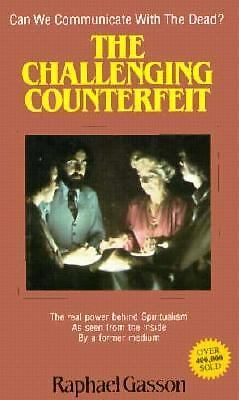 The Challenging Counterfeit, Gasson, Raphael, Good Book
