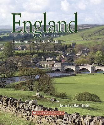 England (Enchantment of the World, Second), Blashfield, Jean F., Good Book