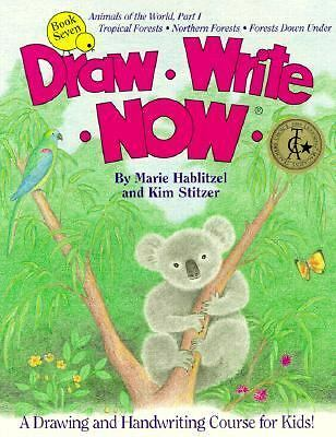 Draw Write Now, Book 7: Animals of the World, Forest Animals (Draw Write Now, 7