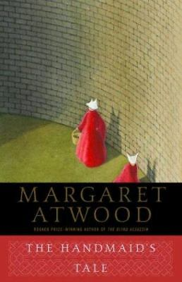 The Handmaid's Tale, Margaret Atwood, New Book