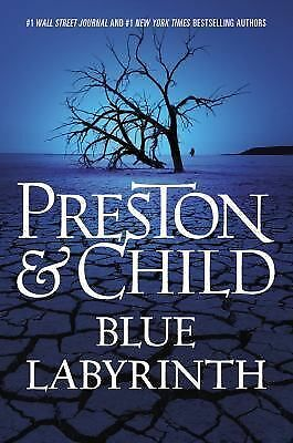 Blue Labyrinth, Child, Lincoln, Preston, Douglas, Good Book