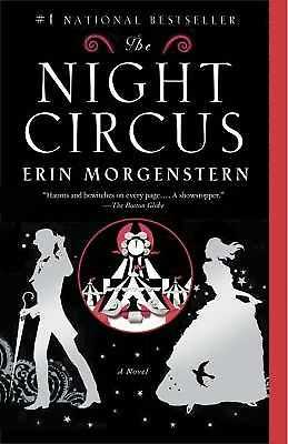 The Night Circus Morgenstern, Erin