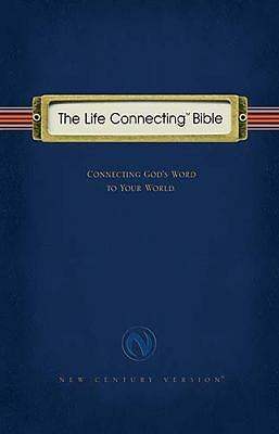 NCV The Life Connecting Bible: Connecting God's Word to Your World, Thomas Nelso