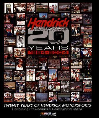 Twenty Years of Hendrick Motorsports, , Good Book
