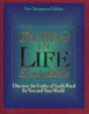The Word in Life Study Bible: New Testament Edition, , Acceptable Book
