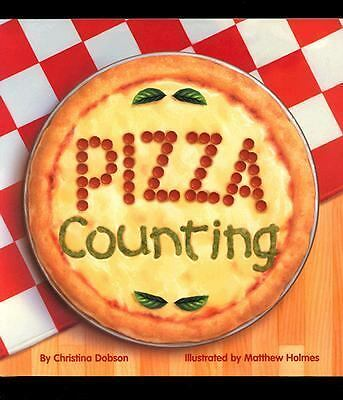 Pizza Counting, Christina Dobson, Good Condition, Book